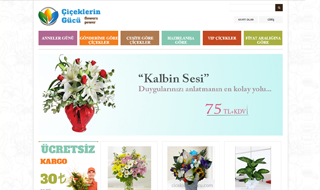 Flowers Powers / E-Ticaret